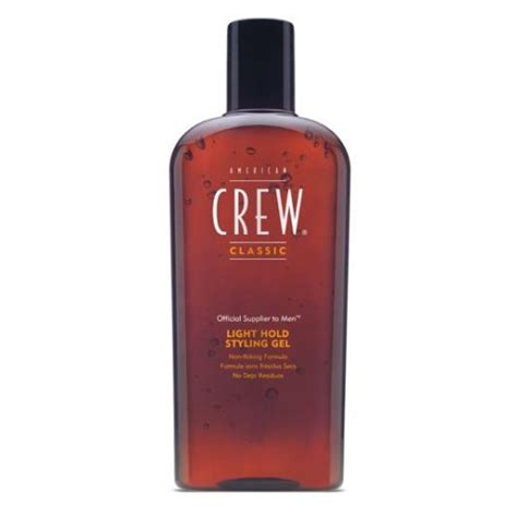 american crew light hold styling gel american crew light hold styling gel 8 5 oz