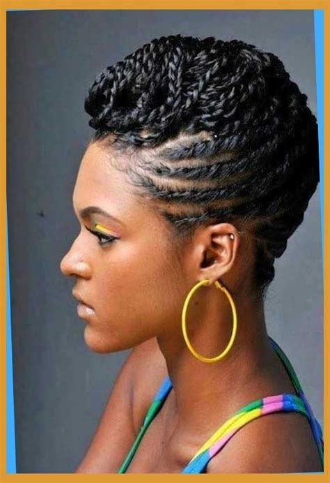 short hair style female 2016 with regard to invigorate braids for black women with short hair short hairstyles