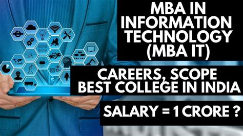 Technology Management Mba Scope by Mba In Information Technology In Mba It Mba It