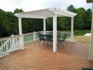 Pergola Boards by Pergolas Columbus Decks Porches And Patios By Archadeck