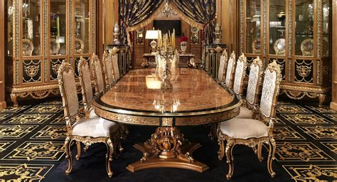 luxury kitchen furniture luxury dining furniture exquisite boulle marquetry work