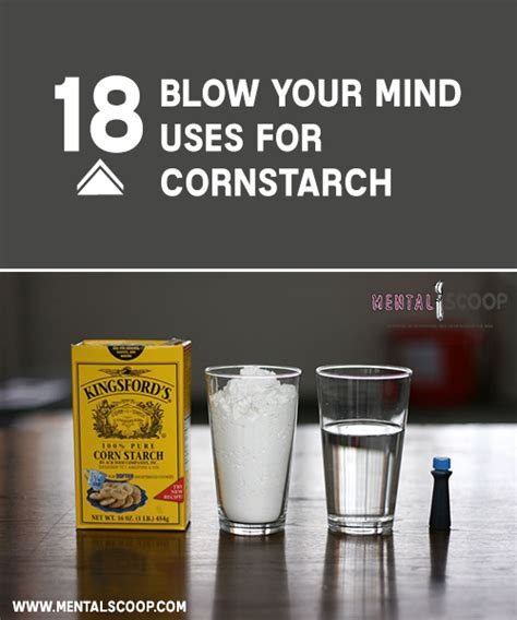 30 amazing uses of corn starch diy home remedies 18 alternative uses for cornstarch