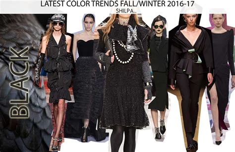 color trends 2017 fashion top fall fashion color trends to wear in 2016