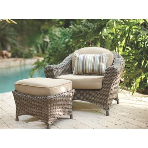 patio chair with ottoman set patio chair with ottoman patio design ideas