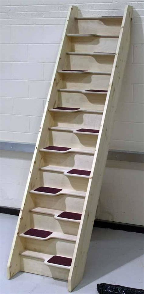 Alternate Tread Stairs Design Alternating Studio Design Gallery Photo
