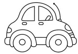Malvorlage Auto Einfach – Ausmalbilder F&252r Kinder sketch template
