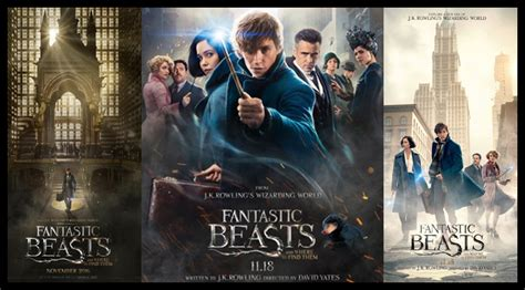 summary of fantastic beasts and where to find them by j k rowling books fantastic beasts and where to find them 2016 cinema