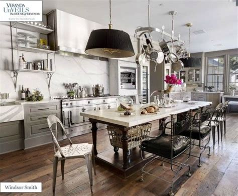 famous kitchens industrial kitchen design