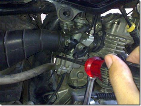 tips dan cara jitu membersihkan filter udara sepeda motor sendiri modifikasi co id