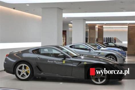 Ferrari W Katowicach by W Czerwcu Otworzą Salon Ferrari W Katowicach