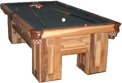 how to build a pool table how to build a pool table rustic style