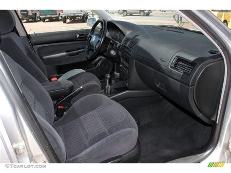 2000 Volkswagen Jetta Interior by Black Interior 2000 Volkswagen Jetta Gls Sedan Photo 49976382 Gtcarlot