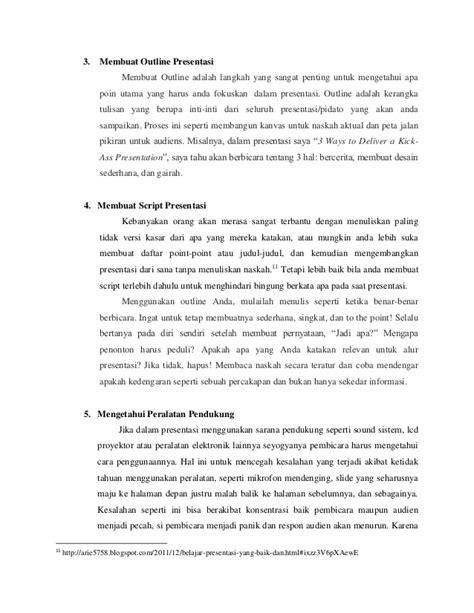 membuat outline makalah makalah presentasi kelompok 4