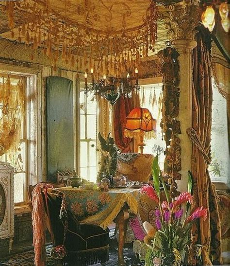 bohemian home design eye for design decorating gypsy chic style