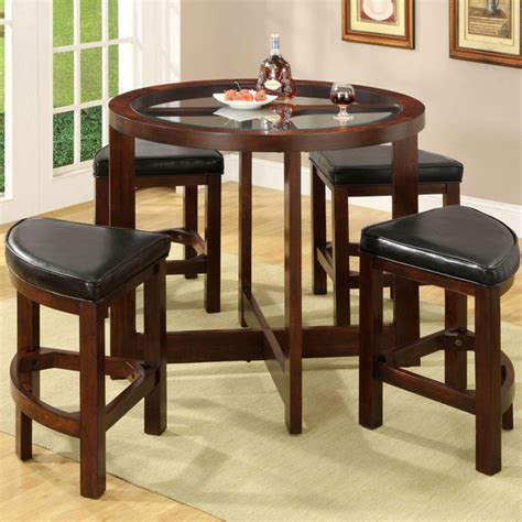 kitchen table bar style pub style tables and chairs marceladick