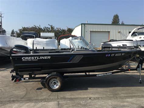 crestliner boats 1650 fish hawk crestliner 1650 fish hawk boat test notes boats