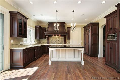 dark wood kitchen island white kitchen cherry wood island home design and decor