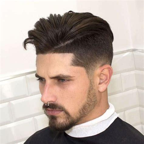 nuevos cortes de pelo para caballero de moda pelo largo com estilos de cortes de pelo en hombres de moda con copete