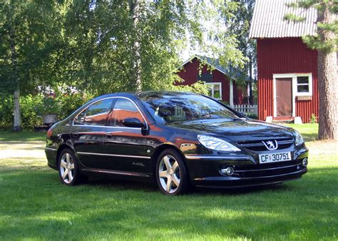 peugeot 607 coupe peugeot 607 overview cargurus