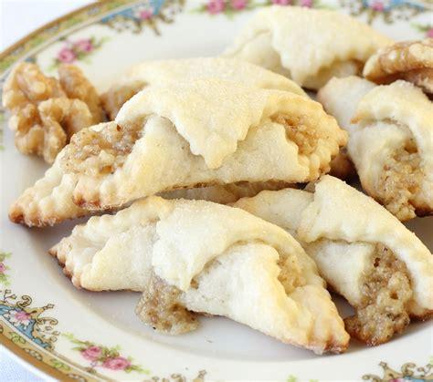 polish kolache nut roll recipe