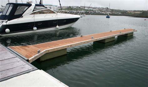 replacement pontoons replacement pontoon decking tms maritime ltd