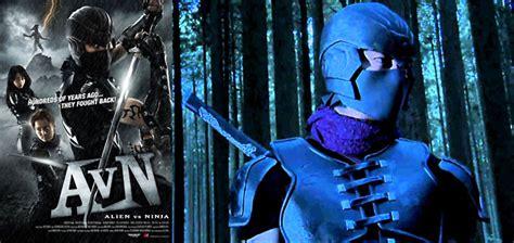 film ninja vs alien ninja in the dragon s den vintage ninja
