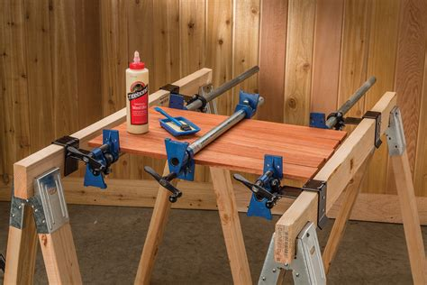 rockler boosts pipe clamp range  versatility