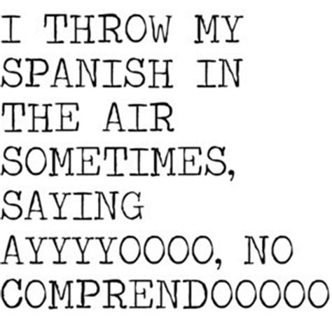 My Biography In Spanish | learning spanish what not to say