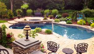 aqua pool and patio the best time to plan your backyard project backyard mamma