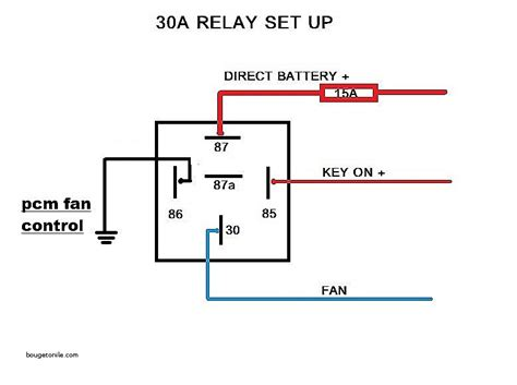 new relay wiring diagram 4 pin wiring diagram 4 pin relay