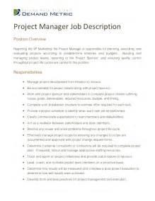 Construction Administrator Description by Resume Cover Letter Construction Project Manager Exles For 25 Amusing Description Sle