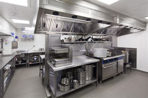 Hotel Kitchen Design For Montpellier Chapter By Space Catering Hotel Kitchen Design