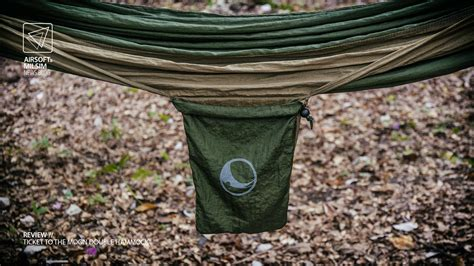 ticket moon hammock review and ticket to the moon
