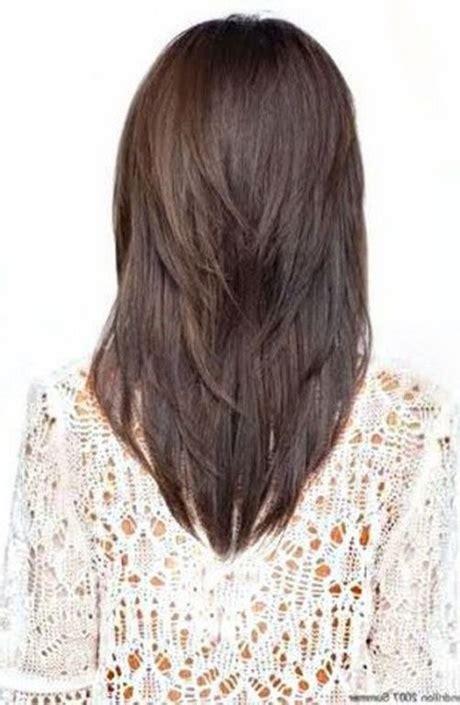 halblange haare stufenschnitt