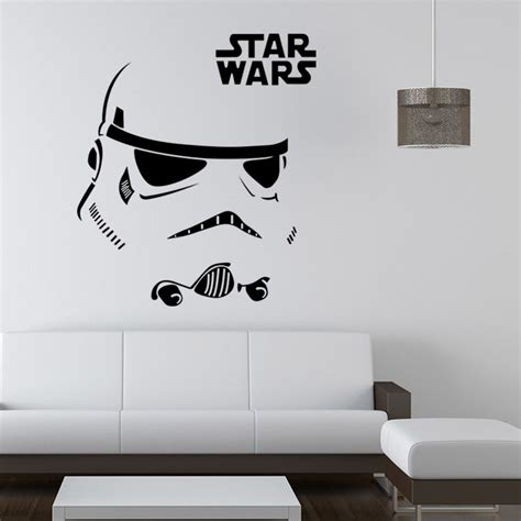 wars wall sticker wars trooper wall decal sticker