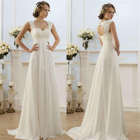 2016 summer wedding dress a line bride