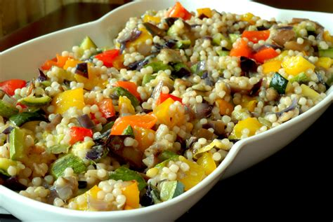 Curried Israeli Couscous & Lentil Pilaf Recipe — Dishmaps