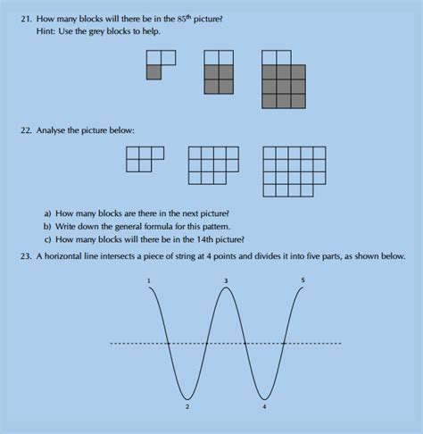 math templates sle math worksheet 11 free documents in pdf word
