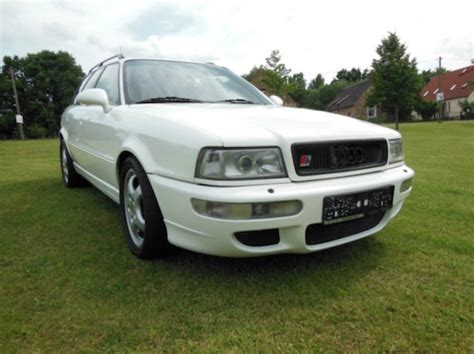 Wagon Week: 1994 Audi RS2 | German Cars For Sale Blog Audi Rs2 Mobile