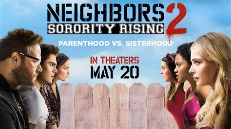 how to make a film in a neighbors town neighbors 2 sorority rising in theatres everywhere