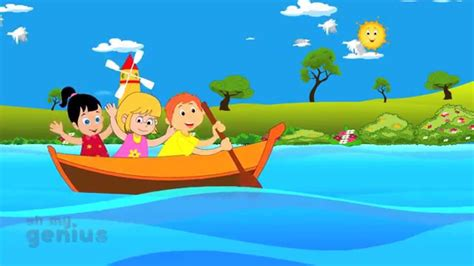 row the boat crocodile row row row your boat youtube