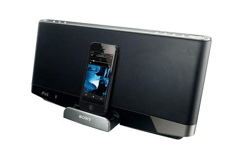 sony rdp x280 bluetooth wireless speaker dock station for iphone 5 5c 5s 4 ebay