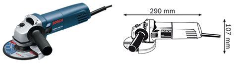 Gurinda Bosch Gws 8 100 Ce by Jual Bosch Small Angle Grinder Gws 8 100 Ce Merchant