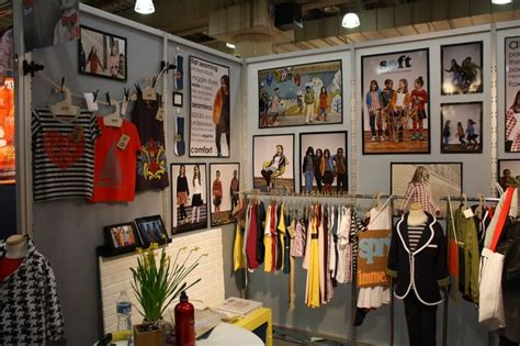 booth design fashion soft clothing s booth design at enk show biz trade