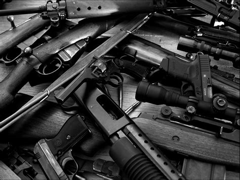 wallpaper cool rifle guns weapons cool guns wallpapers 3