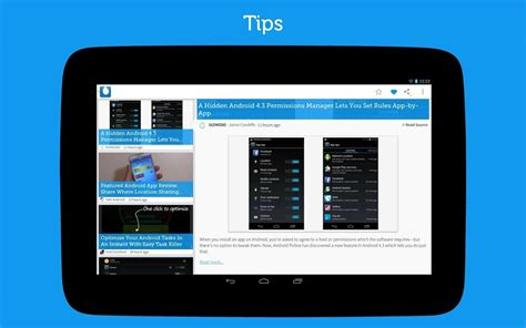 android tips drippler android tips apps apk free android app appraw