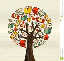 tree books concept design hand books tree royalty free stock photo image 32018645