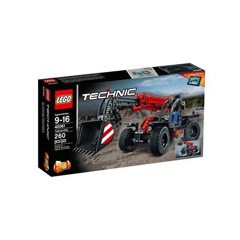lego 42061 technic telehandler at hobby warehouse