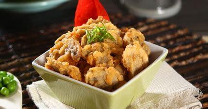 resep cara membuat jamur crispy renyah dan kriuk wahyu resep dan cara membuat jamur enokitake kriuk dan gurih