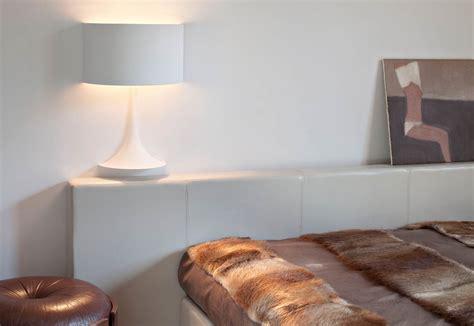 spun light soft architecture wall lamp small  flos